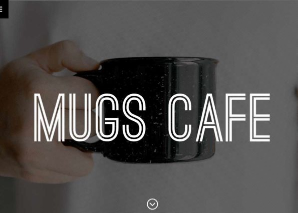 Mugs Cafe on Divi Gallery