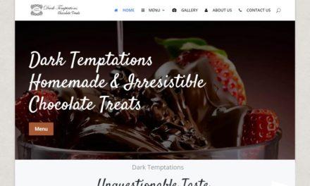 Dark Temptations Chocolate Treats