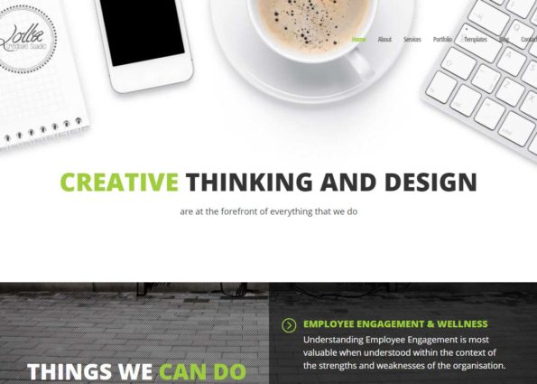 Lolla Creative Studio on Divi Gallery
