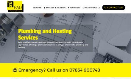 PAD Plumbing and Heating