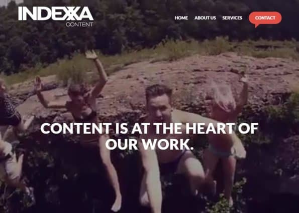 Indexxa Content on Divi Gallery
