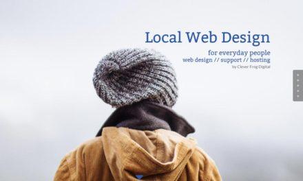 Local Web Design