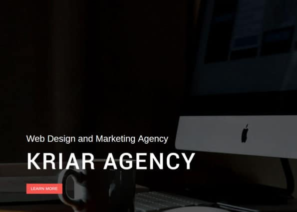 Kriar Agency on Divi Gallery