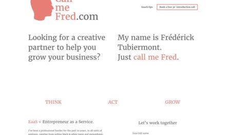 Call Me Fred