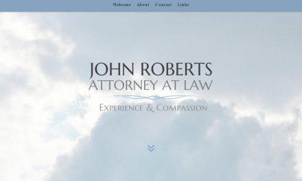 John Roberts Attorney