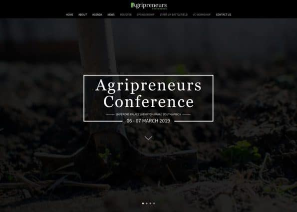 Agripreneurs Conference on Divi Gallery