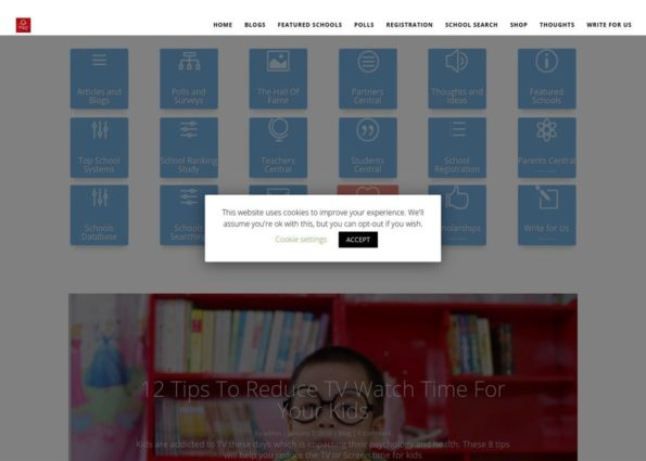 All Good Schools on Divi Gallery