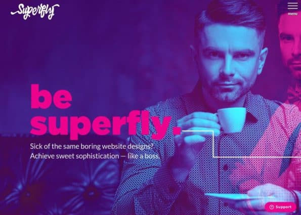 BeSuperfly.com on Divi Gallery