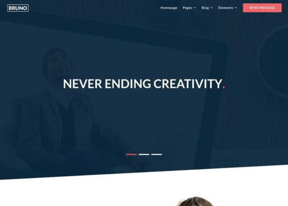 Bruno on Divi Gallery