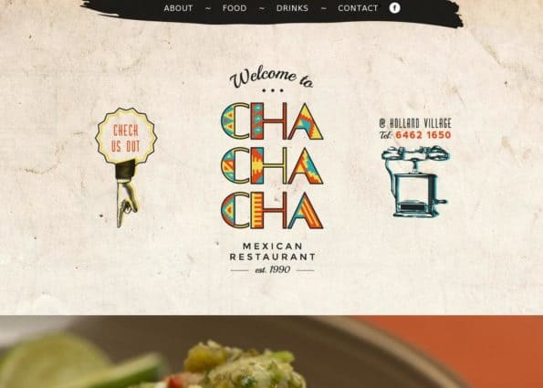 Chachacha on Divi Gallery