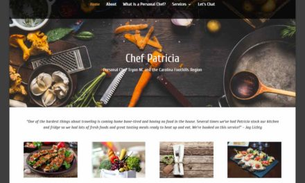 Chef Patricia – Personal Chef Tryon NC