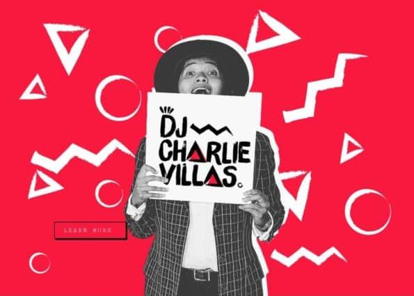 DJ Charlie Villas on Divi Gallery