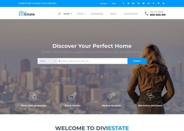 DiviEstate on Divi Gallery