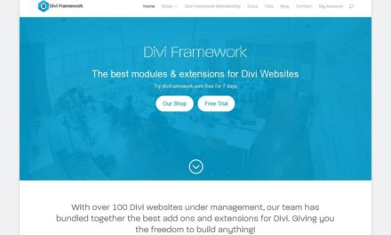 Divi Framework