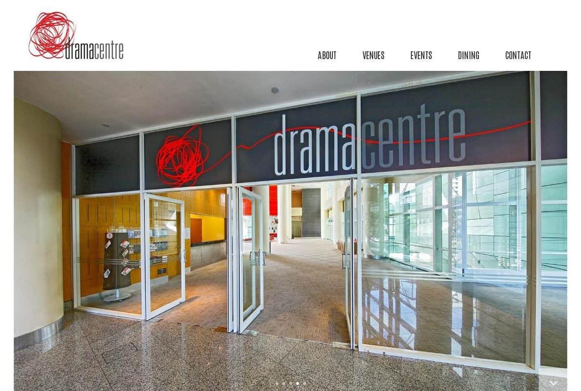 Drama Centre Divi Theme Example