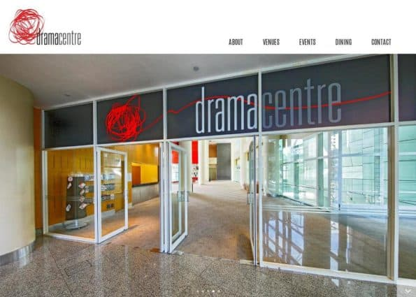 Drama Centre on Divi Gallery