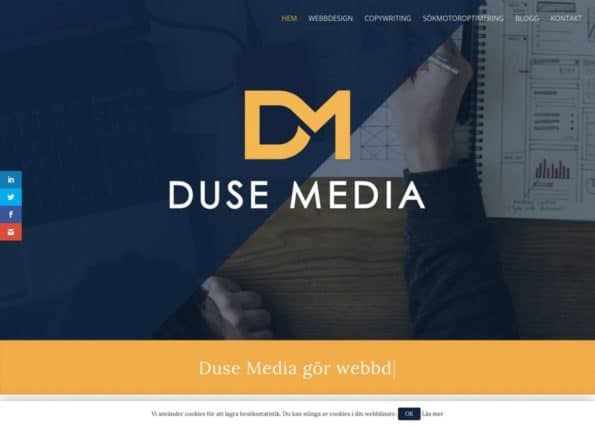 Duse Media on Divi Gallery