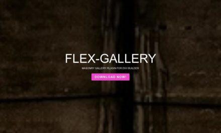 Flex Gallery