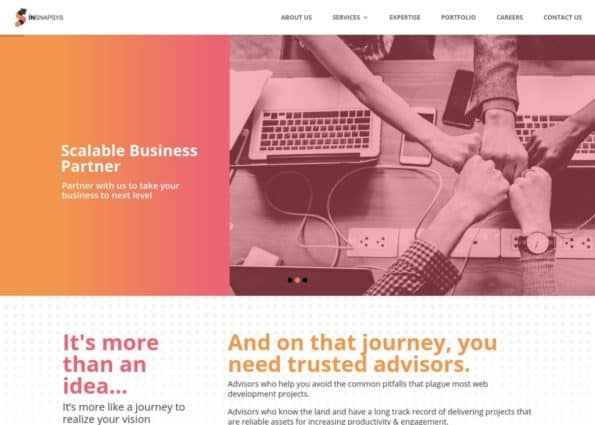 INSNAPSYS on Divi Gallery