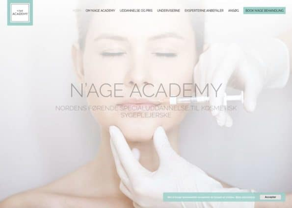 N'AGE ACADEMY on Divi Gallery