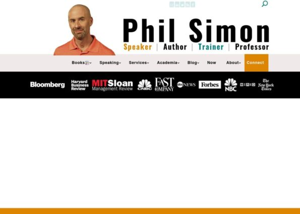 Phil Simon on Divi Gallery