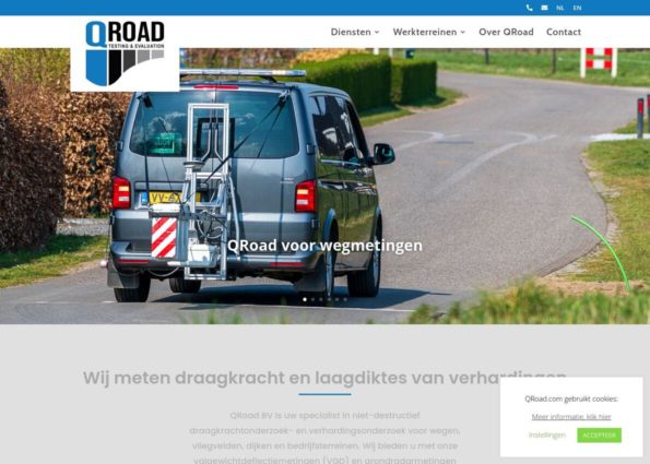 QRoad on Divi Gallery