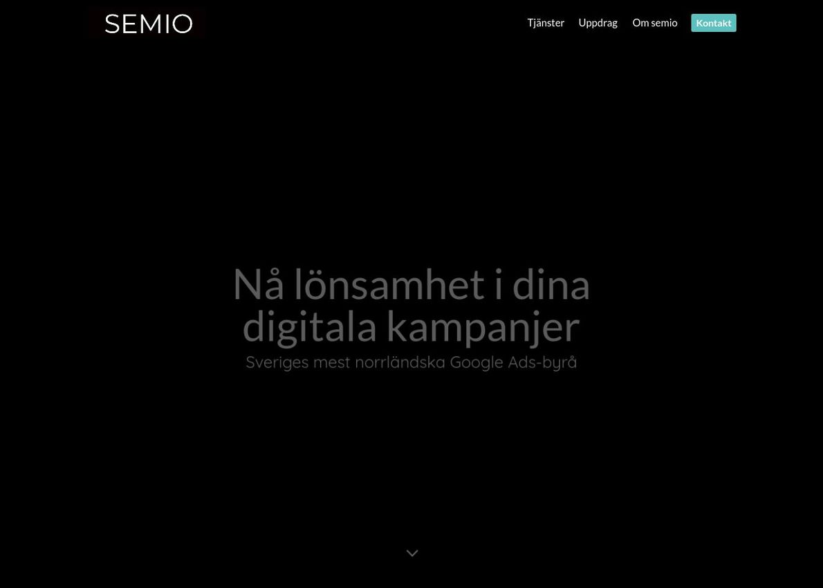 SEMIO Divi Theme Example