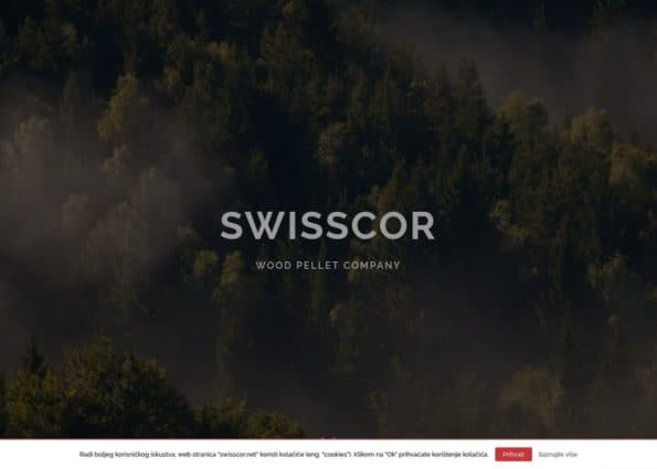 Swisscor on Divi Gallery