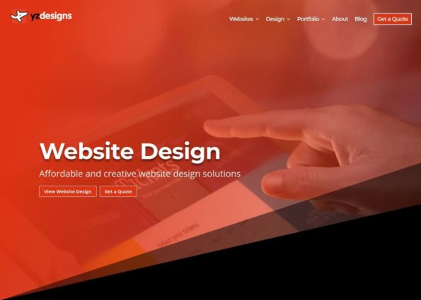 YZ DESIGNS on Divi Gallery