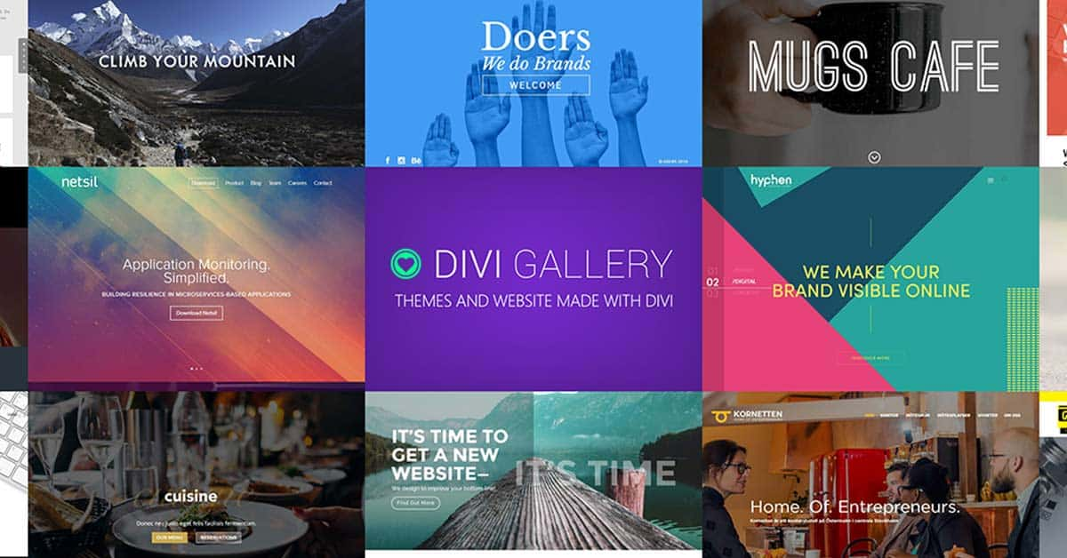 Divi Changelog (Browse Latest Features & Bug Fixes) | Divi Gallery